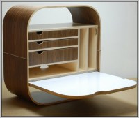 Wall Mounted Laptop Desk By Valcucine - Desk : Home Design ...