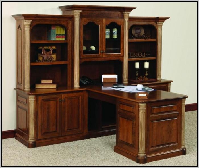 Desk Wall Unit Combinations