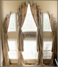 Curtains For Long Horizontal Windows - Curtains : Home ...