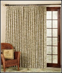 Thermal Lined Patio Door Curtains - Curtains : Home Design ...