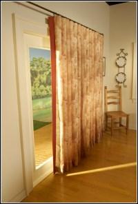 Curtain Rod For Patio Door - Curtains : Home Design Ideas ...
