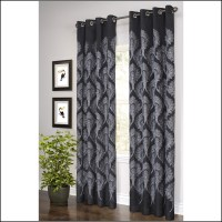 Black And White Curtains For Living Room - Curtains : Home ...
