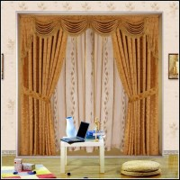 Sheer Curtain Valance Ideas - Curtains : Home Design Ideas ...