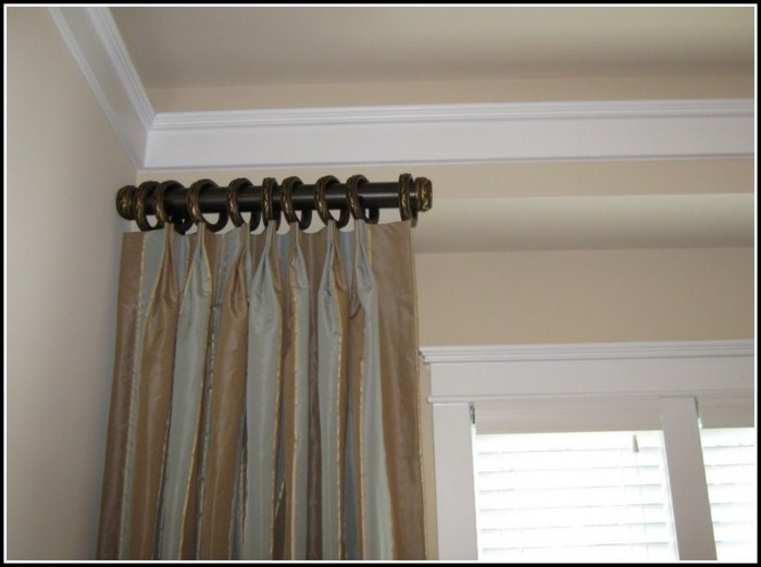 large corner sofa in small living room design ideas for shelves short side panel curtain rods - curtains : home ...