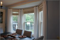 Double Curtain Rod Bay Window - Curtains : Home Design ...