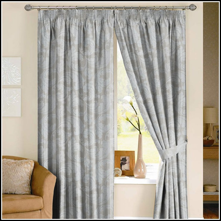 Extra Long Blackout Curtains Uk  Curtains  Home Design