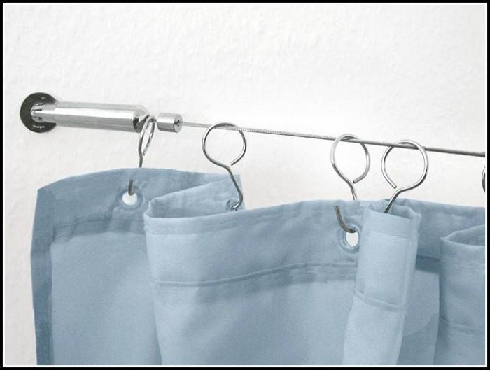 Black Spring Tension Curtain Rods  Curtains  Home Design Ideas a5PjKGpn9l38700