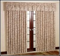 Patio Door Traverse Curtain Rod - Curtains : Home Design ...