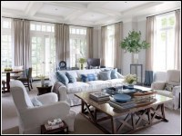 Rustic Country Living Room Curtains Download Page  Home ...