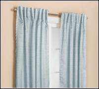 Light Blue And Brown Shower Curtains - Curtains : Home ...