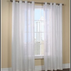 Menards Living Room Furniture Red Carpet Designs Semi Sheer Tab Top Curtains - : Home Design Ideas ...
