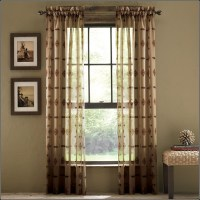 Picture Window Curtains And Window Treatments - Curtains ...