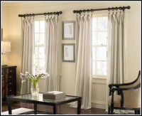 White Wood Decorative Curtain Rods - Curtains : Home ...