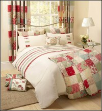 Duvet And Matching Curtain Sets
