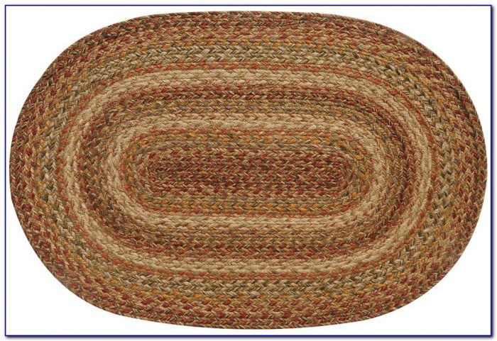 Oval Braided Rugs 58  Rugs  Home Design Ideas
