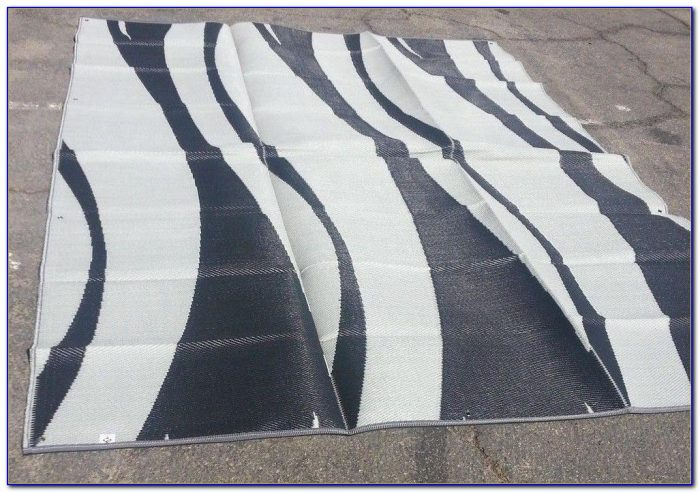 Camper Outdoor Rugs Rugs Home Design Ideas