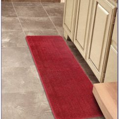 Yellow And Red Kitchen Curtains Countertop Cost Bathroom Rug Runner 24 X 72 - Rugs : Home Design Ideas # ...