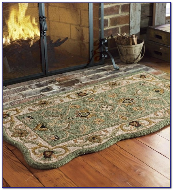 Fireplace Hearth Rugs Fire Resistant