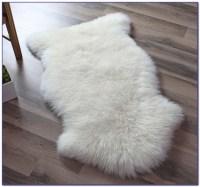 Clean Real Sheepskin Rug - Rugs : Home Design Ideas # ...