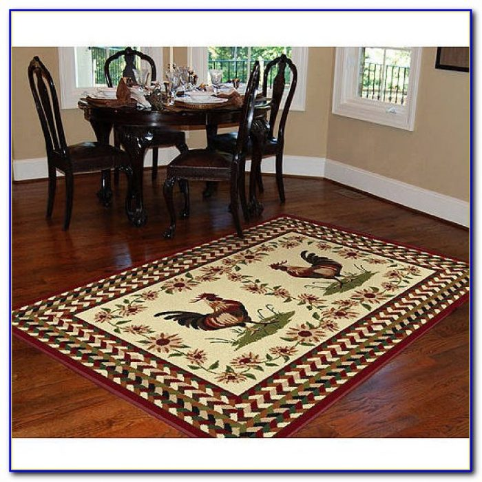chicken kitchen rugs countertops options mohawk rooster rug - : home design ideas ...