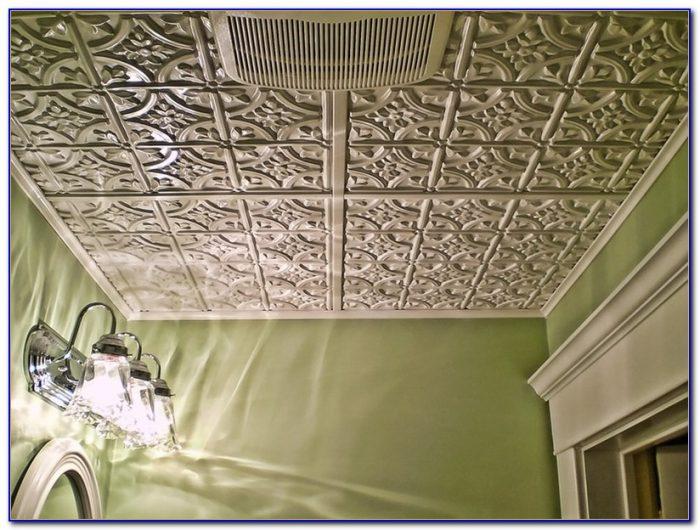 Ceiling Mount Bathroom Light Fixtures