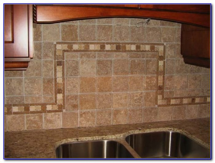 Peel N Stick Tile Backsplash