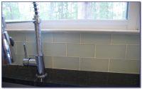 Gray Ceramic Subway Tile Backsplash - Tiles : Home Design ...