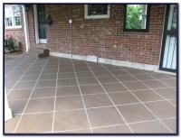 Ceramic Tile Over Concrete Patio - Tiles : Home Design ...