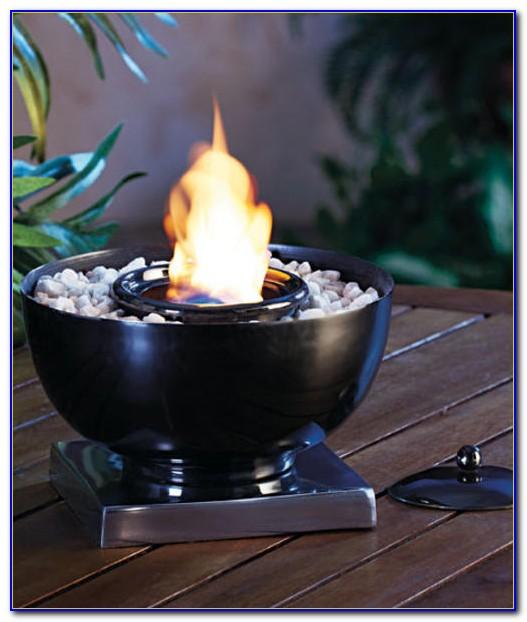Diy Tabletop Gel Fire Bowl  Tabletop  Home Design Ideas