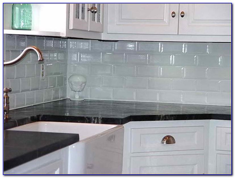 Light Gray Glass Subway Tile Backsplash  Tiles  Home Design Ideas zWnBGRjDVy69621