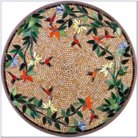 Mosaic Round Table Top Patterns Download Page  Home ...