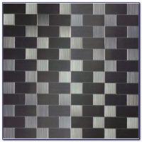 Peel And Stick Metal Tiles - Tiles : Home Design Ideas # ...