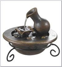 Battery Operated Tabletop Fountains - Tabletop : Home ...