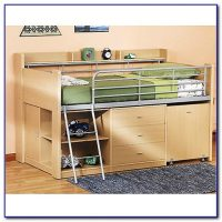 Charleston Storage Loft Bed With Desk Instructions - Desk ...