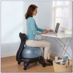 Desk Chair Or Exercise Ball Mat Office Canada Home Design