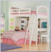 Bunk Bed Desk For Girls - Beds : Home Design Ideas # ...