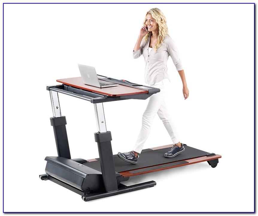 Mini Treadmill For Standing Desk  Desk  Home Design