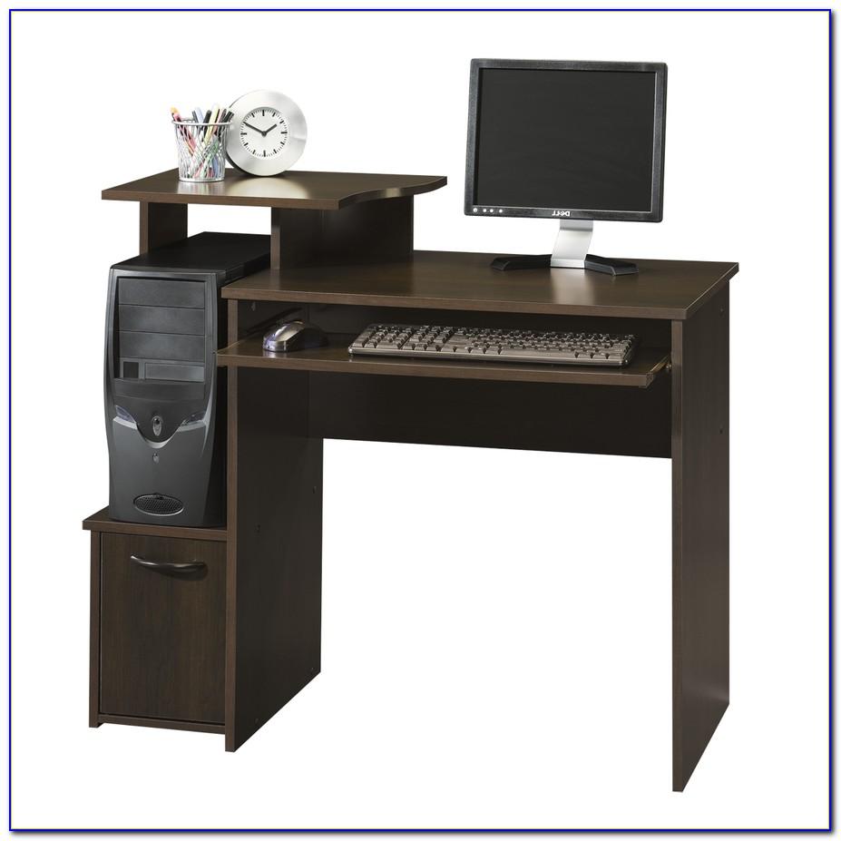 Sauder Computer Desk Cinnamon Cherry Instructions  Desk