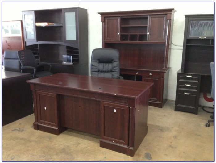 Sauder Palladia Executive Desk Assembly Instructions