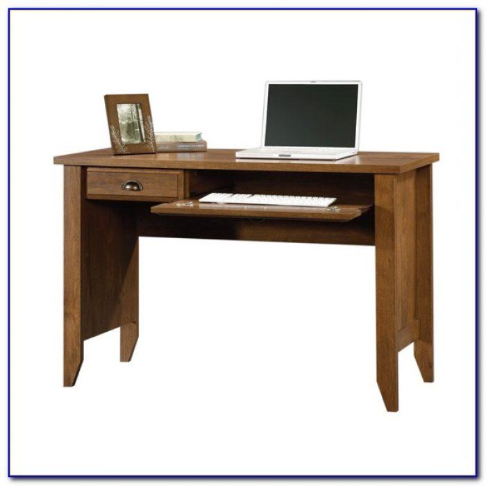 Sauder Shoal Creek Computer Desk In Diamond Ash  Desk