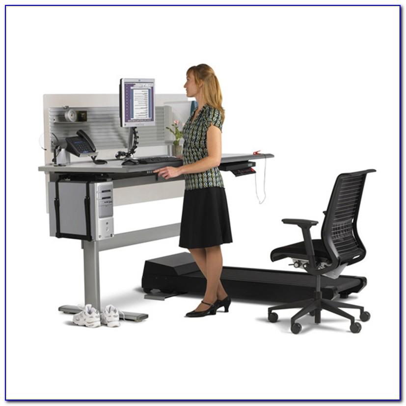 Treadmill For Standing Desk