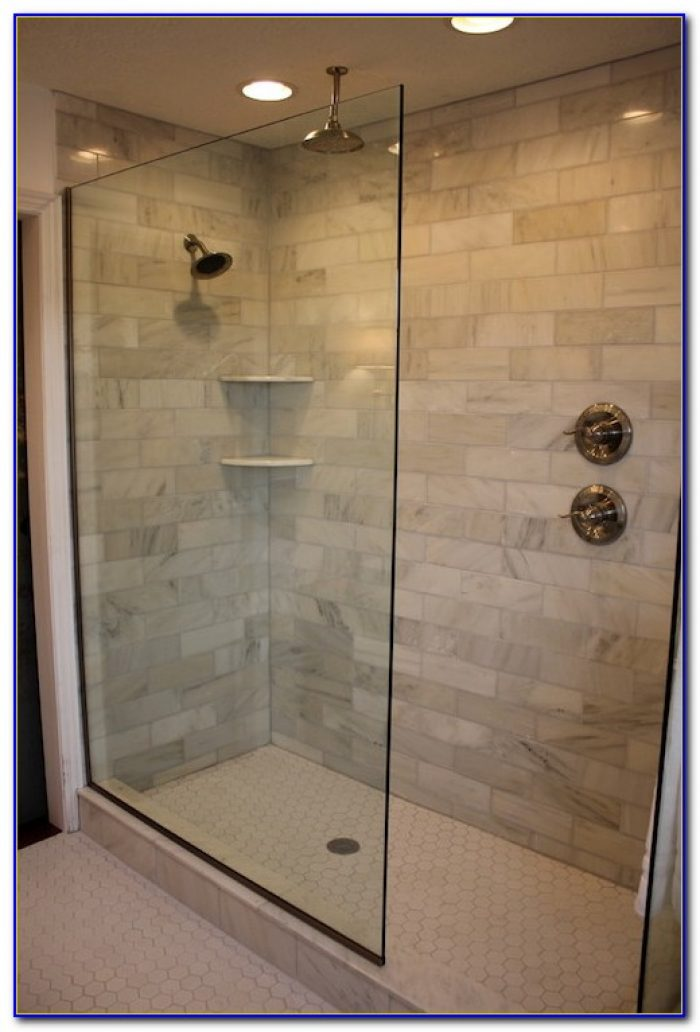 Walk In Tile Shower With Bench Tiles Home Design Ideas