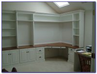 Ikea Bookcase With Built In Desk - Desk : Home Design ...