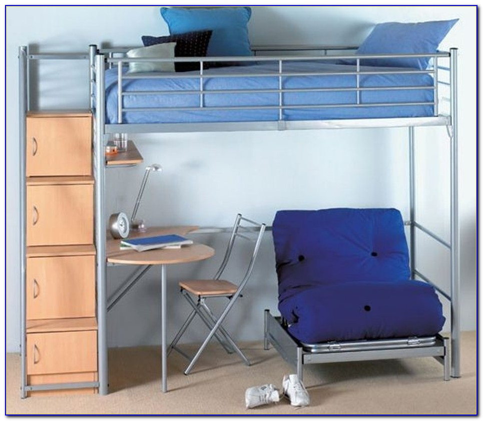 Bunk Bed With Couch And Desk On Bottom Download Page