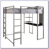 Twin Bunk Bed With Desk Underneath - Desk : Home Design ...