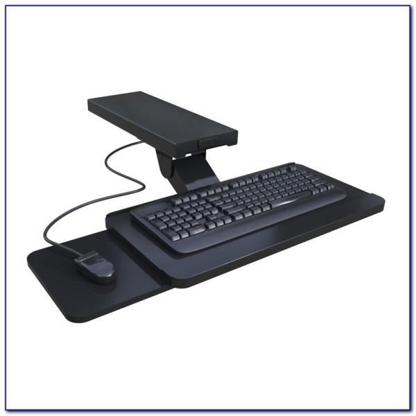 Computer Keyboard Trays Under Desk