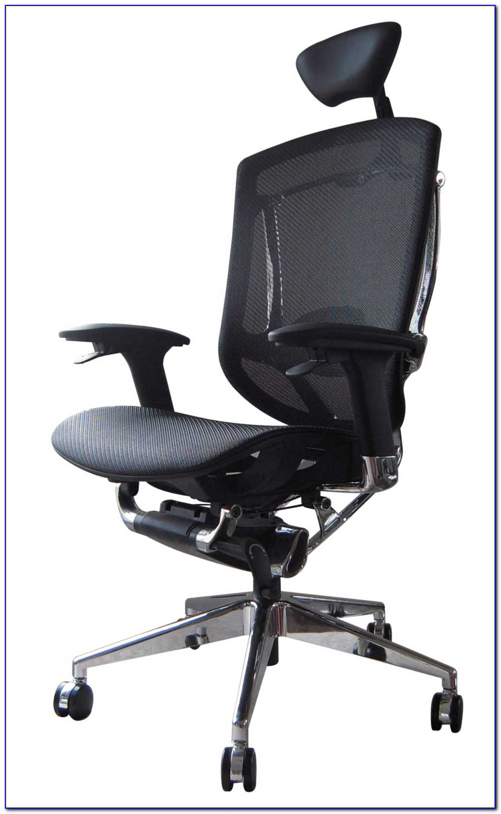 ergonomically correct chair pool floating lounge chairs computer desk home