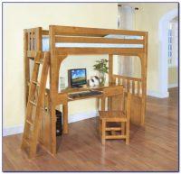 Loft Bed With Desk Underneath Plans - Desk : Home Design ...
