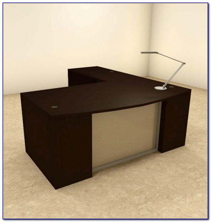 Magellan L Shaped Desk Hutch Bundle  Desk  Home Design