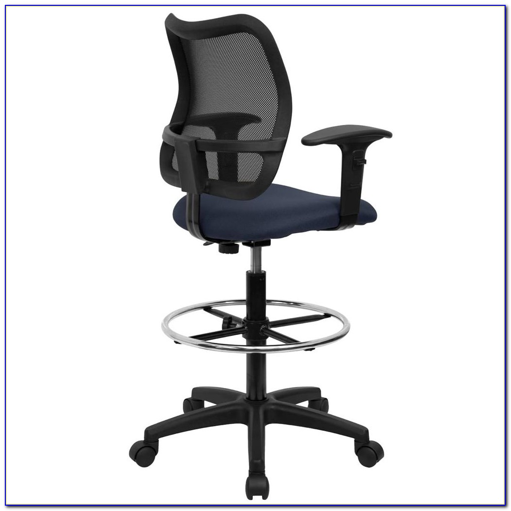 tall chair for standing desk with pull out twin bed office home design